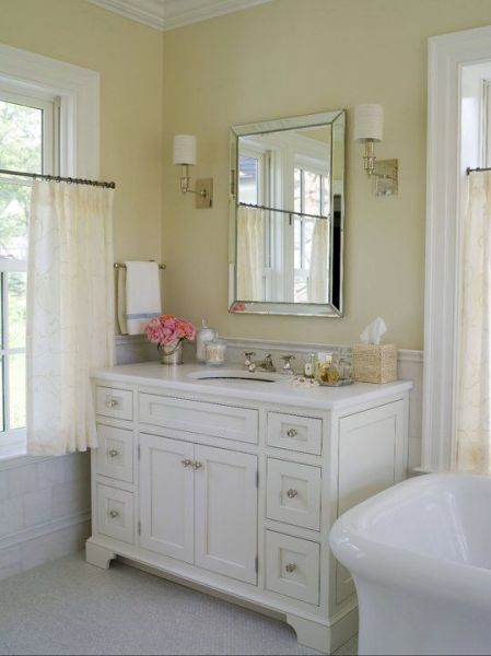 soft yellow bathroom ideas 17 Best ideas about Pale Yellow Walls on Pinterest | Light