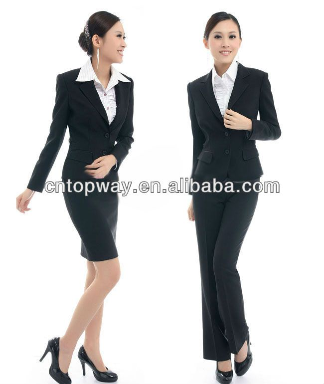 25 best images about Office Uniform on Pinterest | For ...