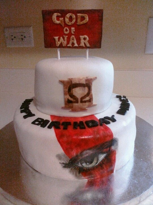 God Of War 4 Wallpaper Iphone X 17 Best Images About Tortas On Pinterest Birthday Cakes