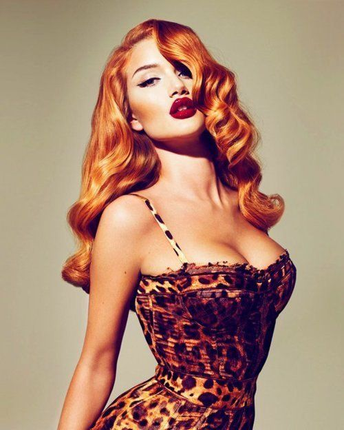 The 23 Best Images About Jessica Rabbit Hair On Pinterest
