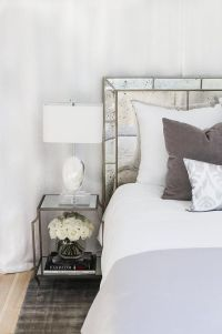 25+ best ideas about Mirror headboard on Pinterest ...