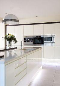 1000+ ideas about Modern White Kitchens on Pinterest ...