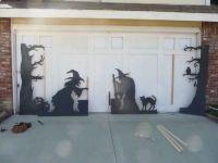 25+ best ideas about Halloween Garage Door on Pinterest