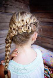 ideas bow braid