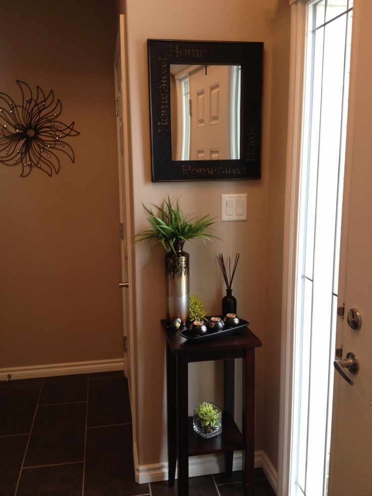1000 ideas about Small Entryways on Pinterest  Small hallway decorating Ikea entryway and