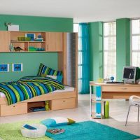 Boys Small Bedroom Decorating Ideas