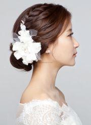 asian wedding hair ideas