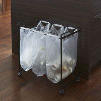 """Trash bag holder Tower Michel Kay """"trash bag stand trash ..."""