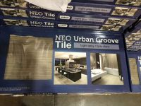 Costco Tile. Neo Urban Groove in Light Gray.   Kitchen DIY ...