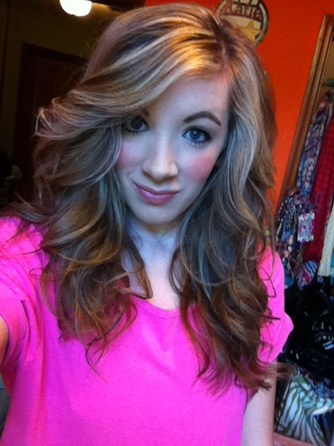 Big Barrel Curling Iron Curls Hairstyles Pinterest