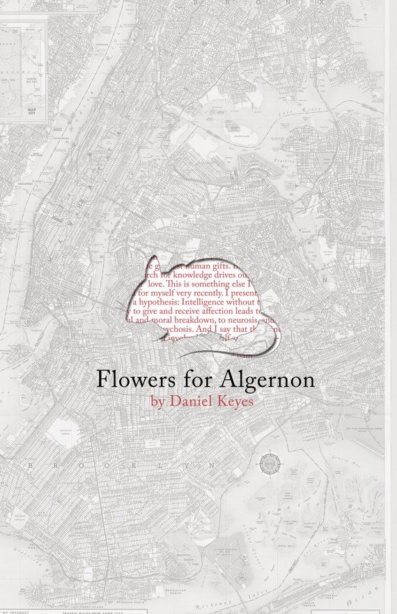 42 best images about Flowers for Algernon on Pinterest