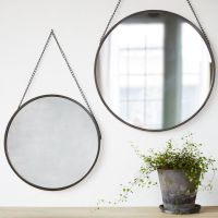 1000+ ideas about Mirror Hanging on Pinterest