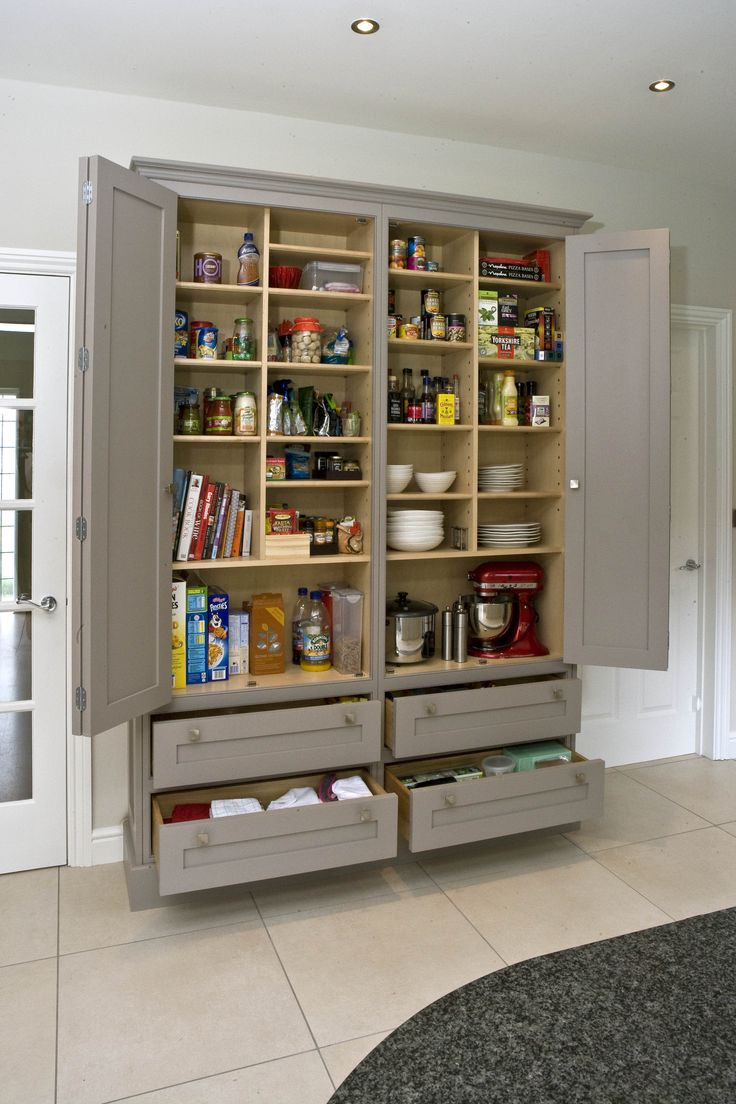25 best ideas about Wall pantry on Pinterest  Kitchen