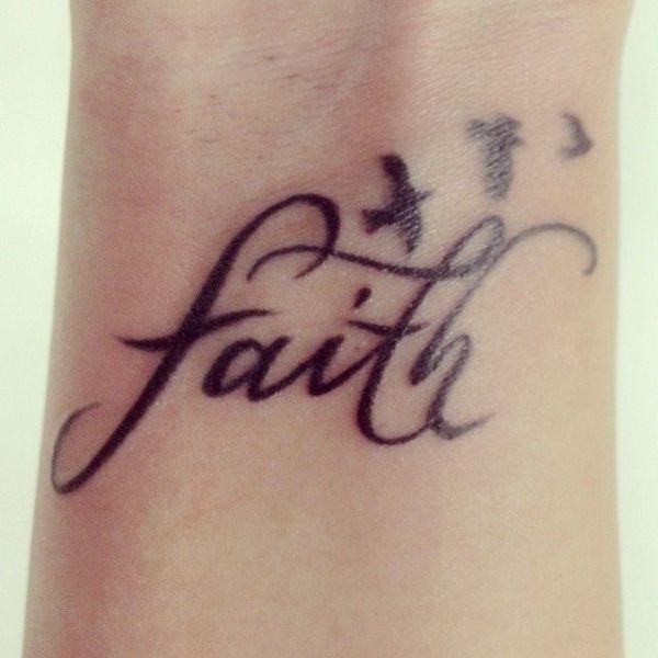 faith tattoos ideas