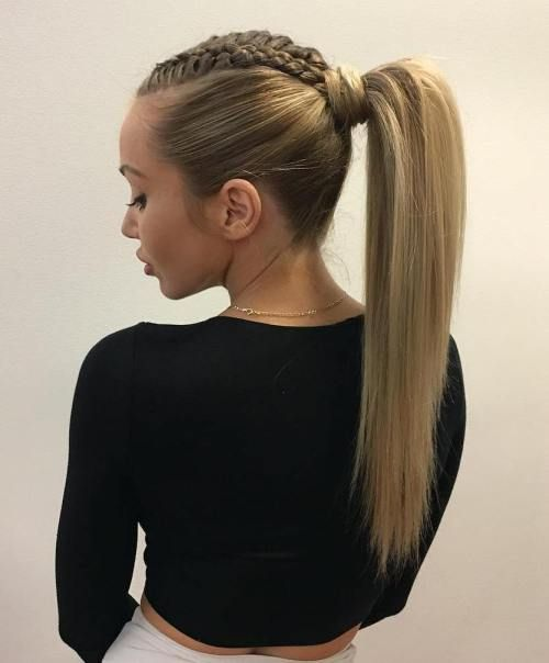 Best 20 High Ponytail  Hairstyles  ideas  on Pinterest