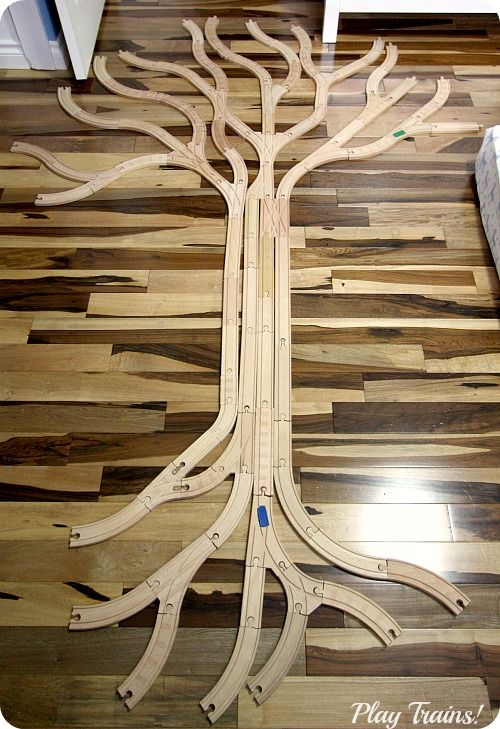 Wooden Train Track Plans Woodworking Projects Plans