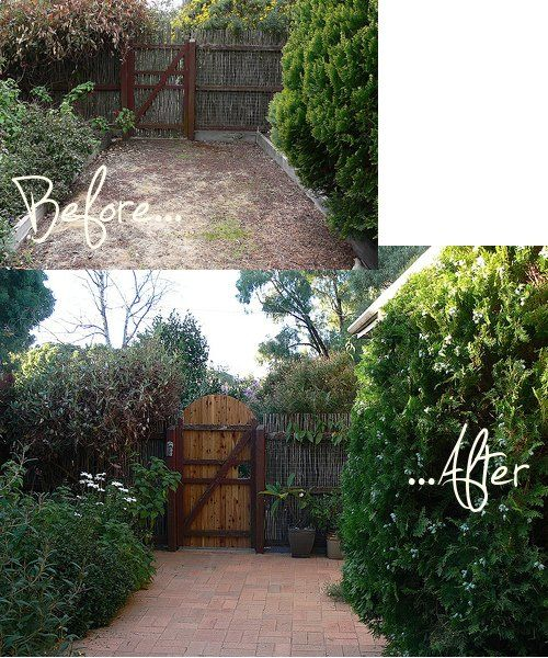 158 Best Images About Garden Makeovers On Pinterest Gardens