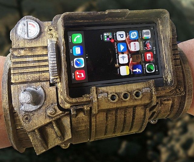 Fall Out Boy Iphone 6 Plus Wallpaper 17 Best Ideas About Pip Boy On Pinterest Fallout 3