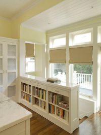 Half Wall Idea Design | Front & Back door(s) | Pinterest ...