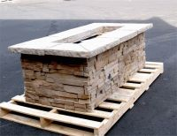 1000+ ideas about Stone Fire Pits on Pinterest   Fire pits ...