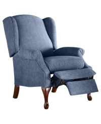 Andy Recliner Chair, Queen Anne Style - Chairs - furniture ...