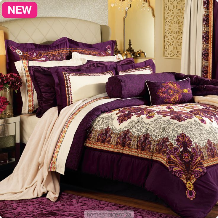 Raika duvet and comforter set from R699 cash or R69 pm