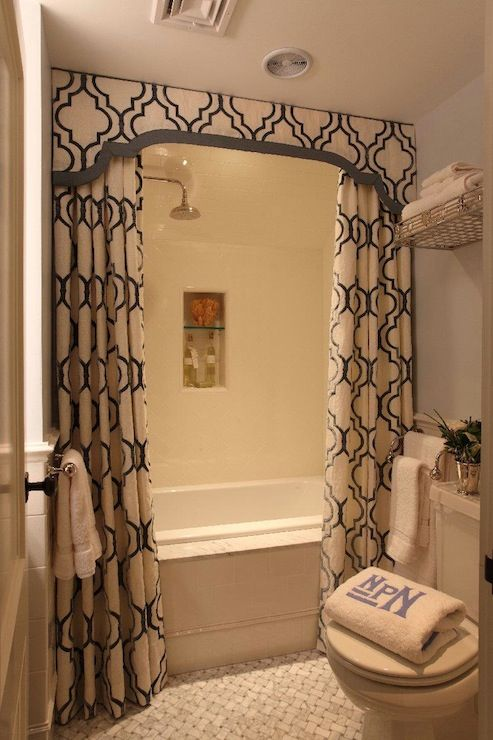25 Best Ideas About Double Shower Curtain On Pinterest Shower