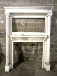 25+ best ideas about Antique Fireplace Mantels on ...