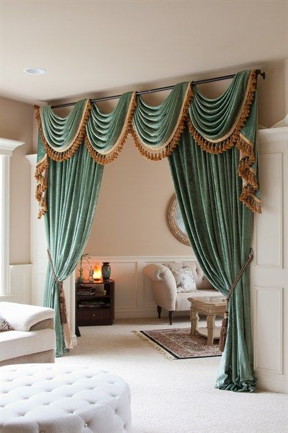 452 Best Images About Curtains On Pinterest Balloon Shades