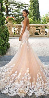 25+ best ideas about Rose gold wedding dress on Pinterest ...