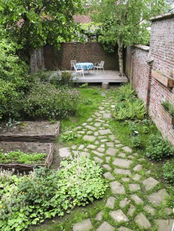 25 Best Ideas About Narrow Garden On Pinterest Small Gardens