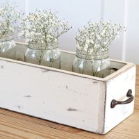 25+ best ideas about Farmhouse table centerpieces on ...