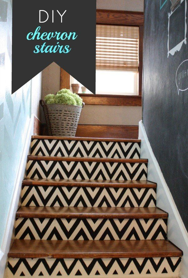 17 Best Ideas About Paint Stairs On Pinterest Painting