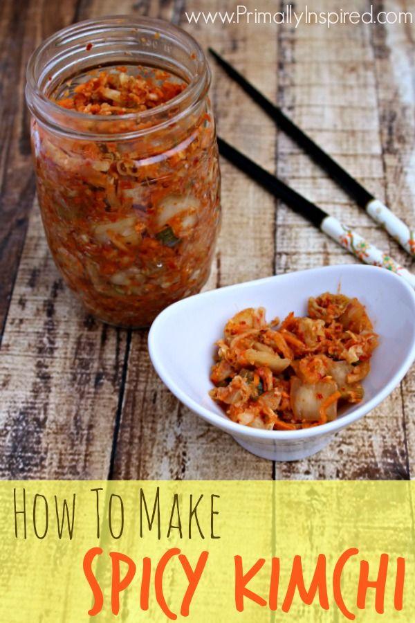 How To Make Kimchi (My Mom's Famous Spicy Kimchi Recipe ...