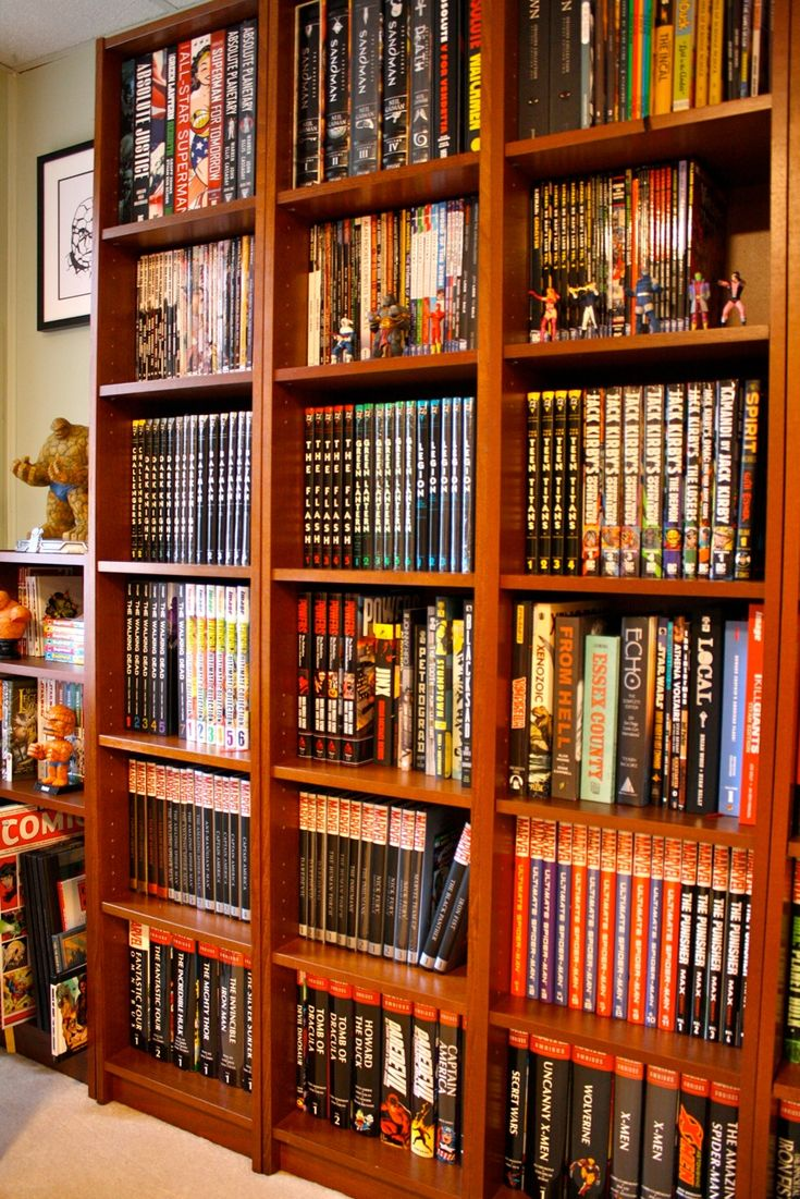 17 Best ideas about Comic Book Collection on Pinterest