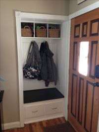 25+ Best Ideas about Small Coat Closet on Pinterest ...