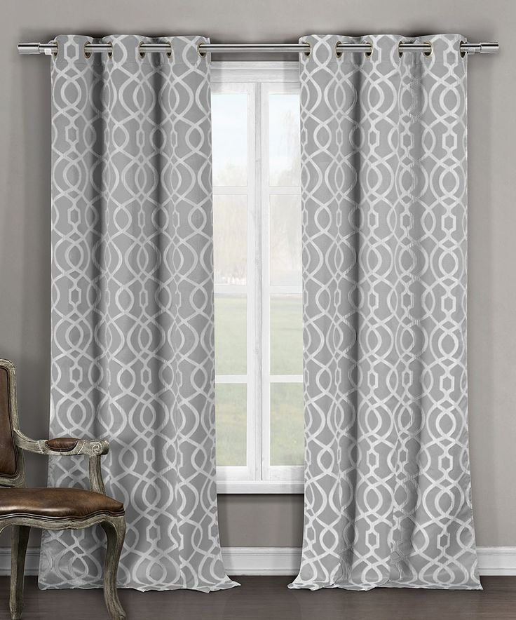 17 Best Ideas About Gray Curtains On Pinterest Grey And White