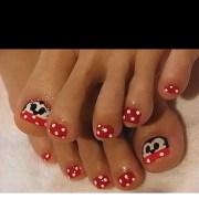 ideas disney toes