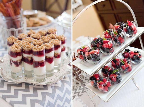 Bridal Shower Food #bridalshower #teamwedding
