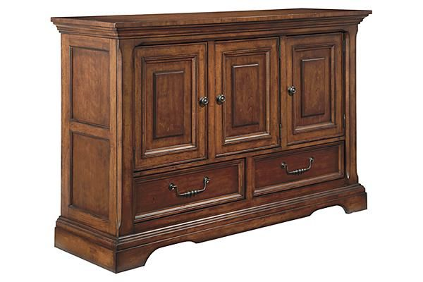The Gaylon Dining Room Server From Ashley Furniture
