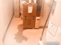 Furnace leaking, Humidifier leaking, Condensate leak ...