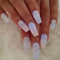 25 Best Ideas About Summer Acrylic Nails On Pinterest