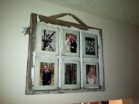 Window Pane frame | Look what I made! | Pinterest | Window ...