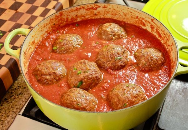 slow carb spaghetti and meatballs recipes diet