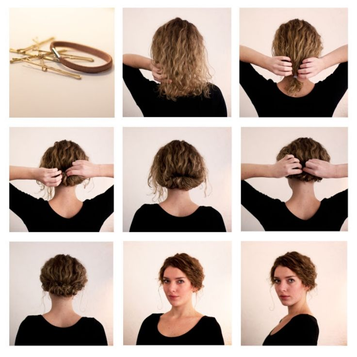Cute Hair Styles For Curly Frizzy Fast Cute Hair Trend 2017