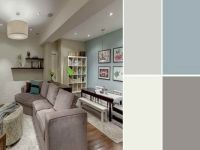 Living Room Colors That Go With Gray