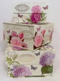 Abbington Park Butterfly Floral Hydrangea Fleur Keepsake ...