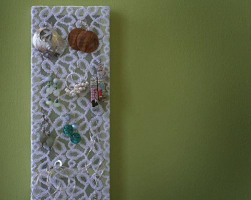 17 Best ideas about Organizing Earrings on Pinterest