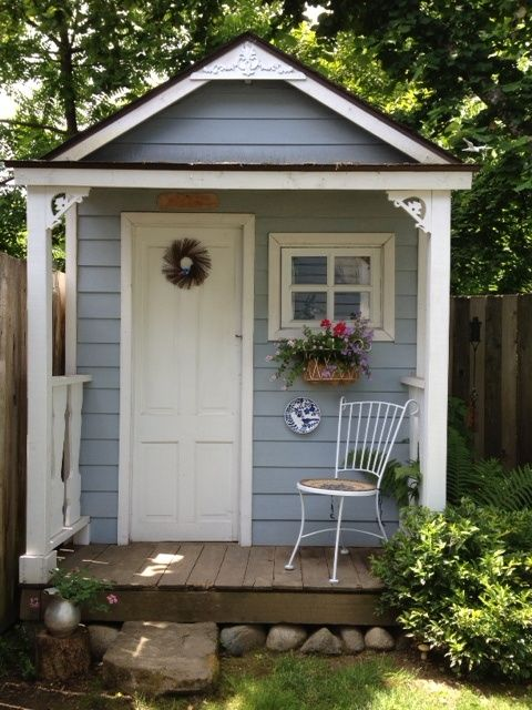 17 Best Ideas About Garden Sheds On Pinterest Sheds Potting
