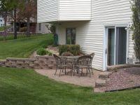 walkout basement landscaping - Google Search | Backyard ...